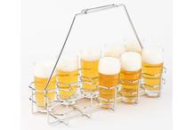 Porte-verres à bière