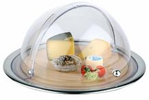 Cloche à fromage plateau bois collection Brazil