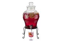 Fontaine à boisson verre Fruits