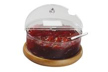 Maxi bol réfrigéré base bois Top Fresh
