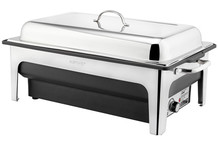 Chafing dish GN 1/1 PP et inox