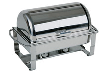 Chafing dish GN 1/1 couvercle roll-top Caterer