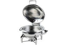 Chafing dish rond collection Globe 6 L