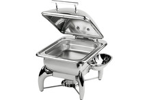 Chafing dish GN 2/3 collection Globe