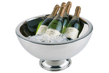 Vasque à champagne double paroi