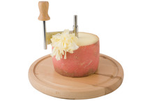 Frisette à fromage et sa cloche