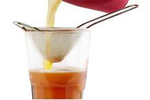 Tamis à cocktail conique