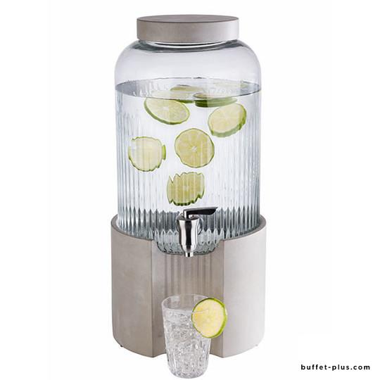 Fontaine à boisson verre Element