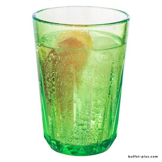 Gobelet vert Crystal, carton de 48 gobelets