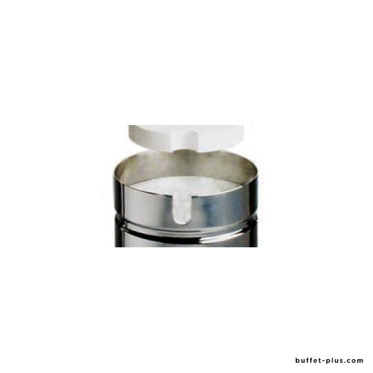 Cercle inox pour fontaines à jus de fruits