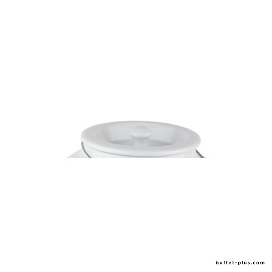 Couvercle porcelaine pour distributeur de lait Top Fresh