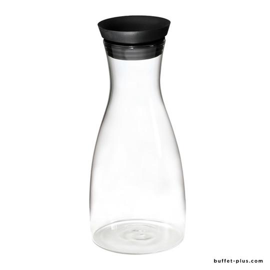 Pichet verre fermeture automatique