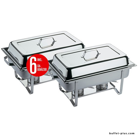 Lot 2 chafing dish