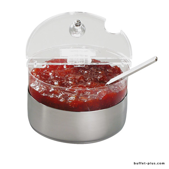 Mini bol réfrigéré base inox Top Fresh
