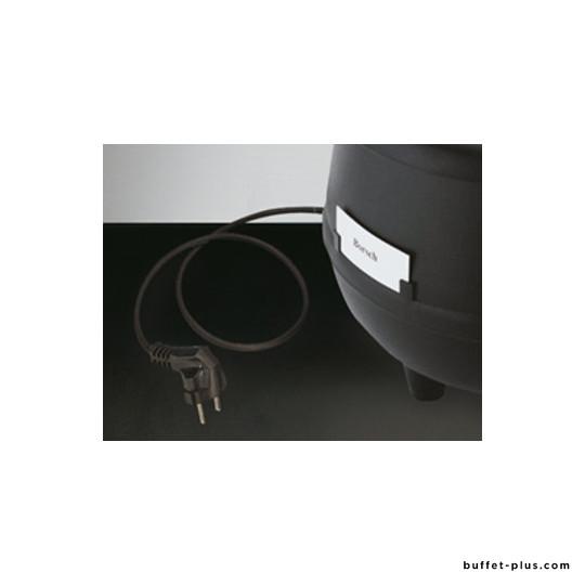 Câble électrique pour marmites à soupe