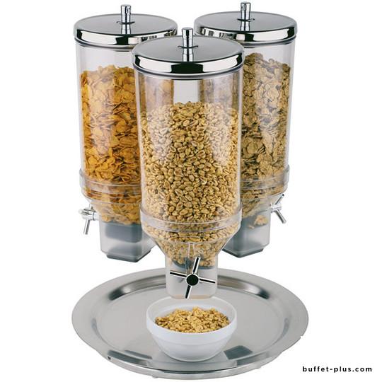 Distributeur à céréales Rotation