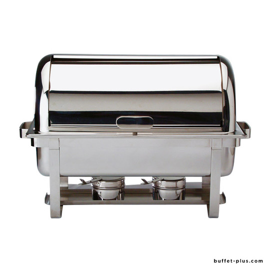 Chafing dish GN 1/1 couvercle roll-top Maestro