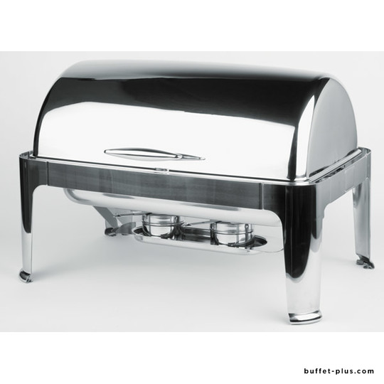 Chafing dish GN 1/1 couvercle roll-top collection Elite