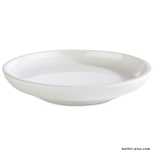 Assiette / plateau blanc Asia +