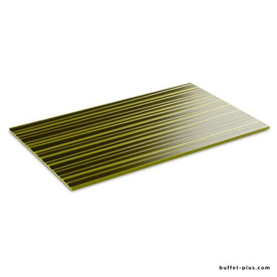 Plateau GN feuille de bambou Asia +