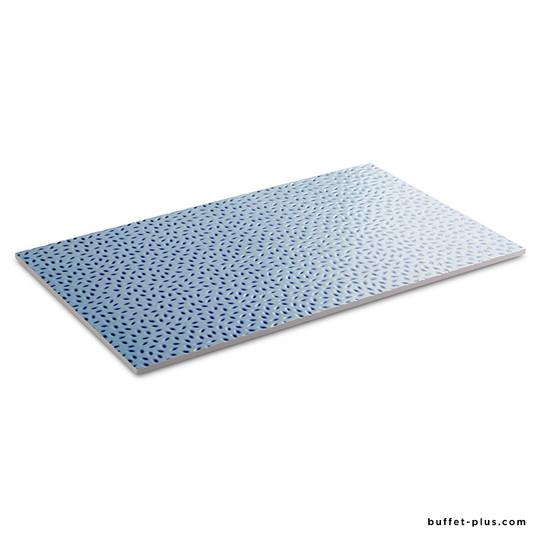 plateau m lamine gn surface feuille grain de riz divers buffet plus. Black Bedroom Furniture Sets. Home Design Ideas