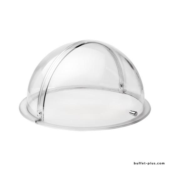 Cloche transparente roll-top Ø 50 cm