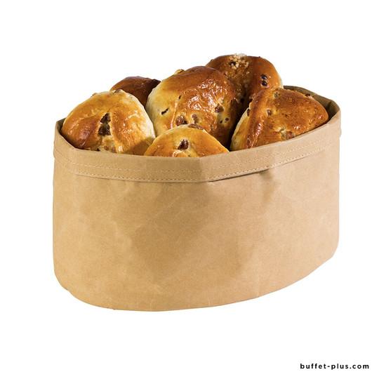 Corbeilles à pain ovales Paperbag
