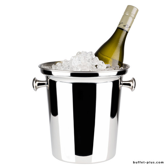Seau à vin ou champagne inox 2 poignées