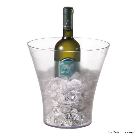 Seau à vin ou champagne mat