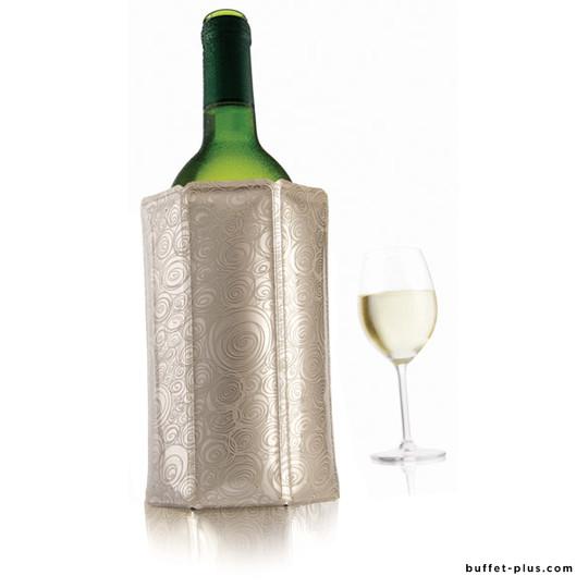 Manchette rafraîchissante pour bouteille