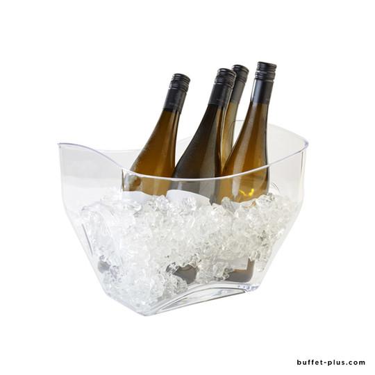 Seau à vin ou champagne multi-bouteilles