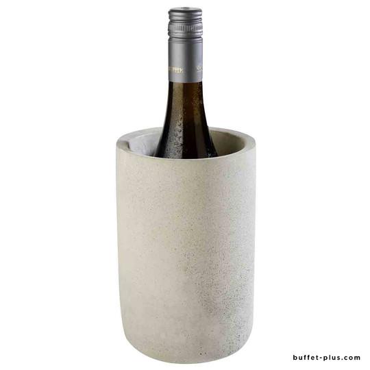 Rafraîchisseur à bouteille béton