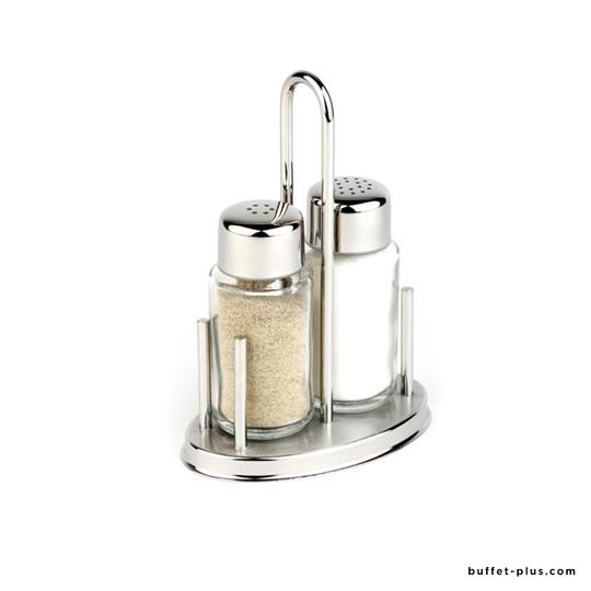 Ménagère sel et poivre Classic