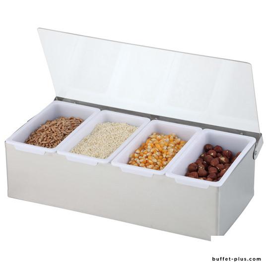 Boîte épices ou ingrédients