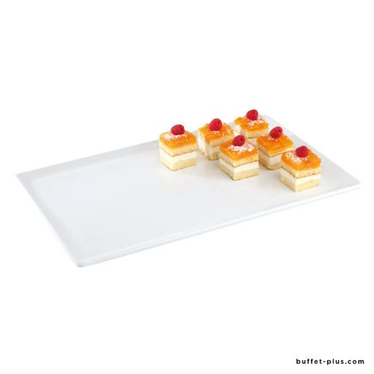 Plateau blanc ou noir GN Pure, GN ou norme boulangerie-pâtisserie