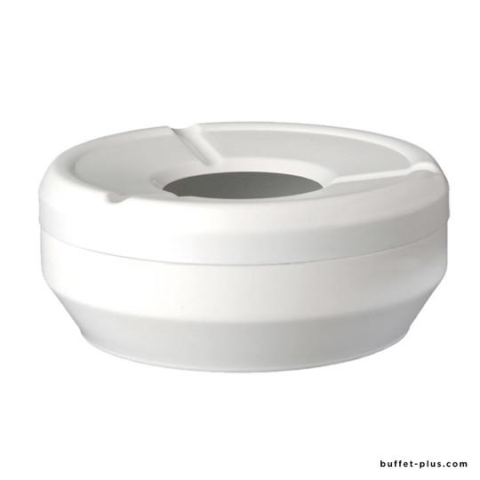 Cendrier blanc ou noir Casual