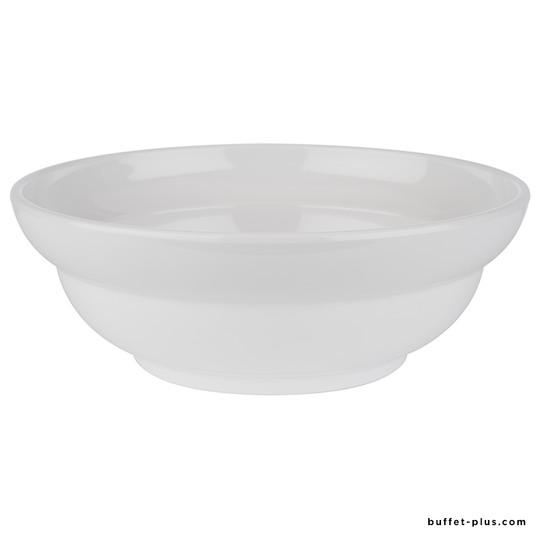Saladier blanc Poke Bowl