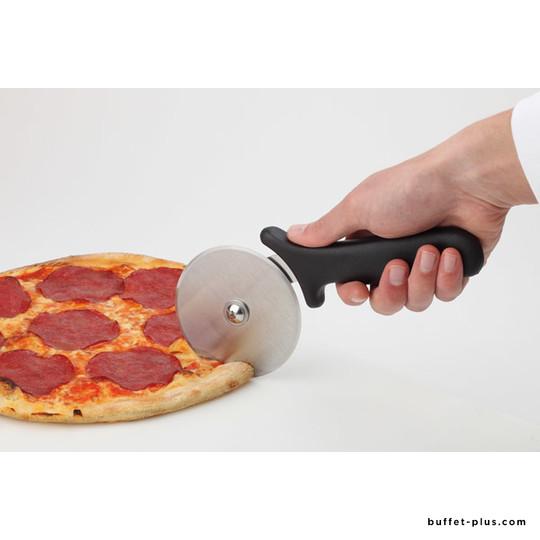 Roulette à pizza manche avec garde