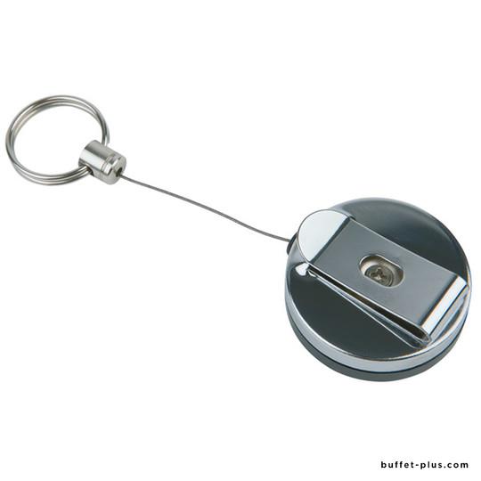 Porte-clés enrouleur